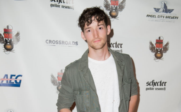 Austin Attends The 5th Annual Rock Against MS
